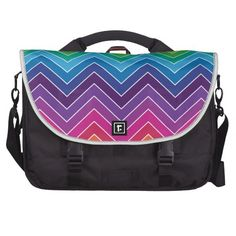 Shop for the perfect chevron gift from our wide selection of designs, or create your own personalized gifts. School Binders, Rainbow Chevron, Computer Bags, Ipad Case, Back To School, Personalized Gifts, Diaper Bag, Modern, Pattern
