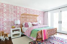 12 Bedrooms Show Off Boho Style at It's Best: Easy, Breezy Boho