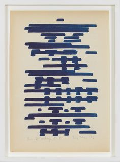 Irma Blank, 'Osmotic Drawings C-3,' 1996, Acrylic on paper, P420