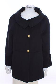 ST JOHN Sport Reversible Angora Cashmere Blend Jacket Size Med – London Couture