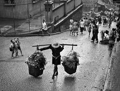 Fan Ho, Between Showers, 1962