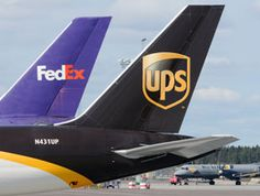 Obama Demands to Open Packages Targets FedEx, UPS. We have no right to privacy anymore! Package Delivery, Cargo Aircraft, United Parcel Service, Goldman Sachs, Best Trade, Obama Administration, Cyber Monday, Good News, Transportation