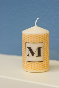 make candle covers with tissue paper and wax paper heated with hair dryer over the tissue and candle
