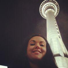 Sky Tower, Auckland, New Zealand Auckland, New Zealand, Tower, Sky, Heaven, Rook, Computer Case, Heavens, Building