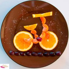Fruit bicycle