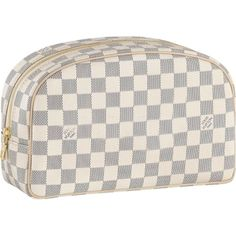 Louis Vuitton Toiletry Kit Damier Azur Canvas N41420