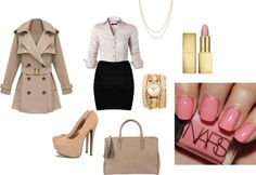 """Business Meeting Outfit"" by esartbaeva on Polyvore"