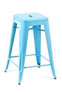 blue marais stool