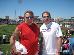 Brighthouse Networks Stadium, Clearwater, Florida. Spring Training home of the Philadelphia Phillies... 2006