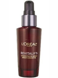 With this collagen-boosting L'Oréal Paris serum, skin feels smoother and softer almost instantly, and very well hydrated.