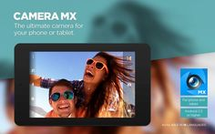 Camera MX free android apps Camera MX is a popular, complete solution camera app that can be used to create and edit photos and videos. Android Camera, Camera Apps, Best Camera, Best Android, Android Apps, Android Phones, Video Editing, Photo Editing, Download Camera