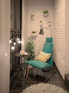 Как обустроить кабинет на балконе? Девять шагов к идеальному рабочему месту - Я Покупаю
