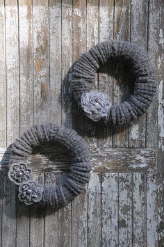 wianki zimowe od tendom.pl; tendom.pl wreaths