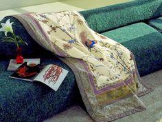Coprisedie bassetti ~ Pillowcase with paisley pattern michelle granfoulard by bassetti