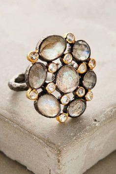 Moonflower Ring by Robindira