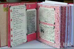 Cookbook heirloom