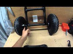 ▶ DIY Kayak Cart Under $25 (EASY) - YouTube
