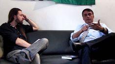 Conversa: Nando Moura e Bolsonaro - Parte 1