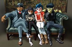 Learn about Gorillaz are throwing a house party in mixed reality http://ift.tt/2ooRNJa on www.Service.fit - Specialised Service Consultants.