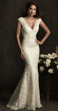 I want to say this is mine,lace wedding dresses