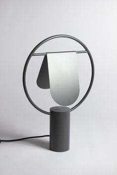 Table lamp Lampe Adrastée by comingB