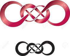 Celtic Double Infinity Knot Symbol