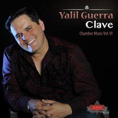 Portada del CD Clave. Música de Cámara. Vol II, de Yalil Guerra. Foto: Facebook