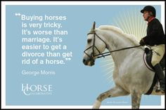 12 Enlightening George Morris Quotes to Further Your Equestrian Education