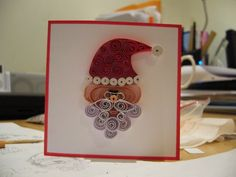 Quilling - Christmas :)