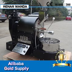 Source large scale used coffee roaster on m.alibaba.com