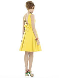 Alfred Sung Style D681 http://www.dessy.com/dresses/bridesmaid/d681/?color=daisy&colorid=501#.VI9MW9LF98E