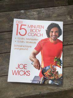 """Kristine liest: Verschenke von Joe Wicks """"Der 15 Minuten Body Couc..."""