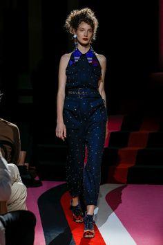 #MiuMiu  #fashion  #Koshchenets   Miu Miu   Cruise 2018   Look 33