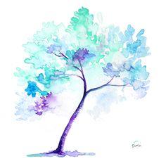 'Borealis Tree' by Susan Lin