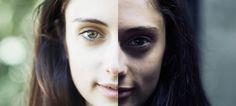 No es ningún secreto que la luz puede cambiar por completo la apariencia de las personas en un retrato fotográfico. Pero verlo reflejado de forma tan clara en esta serie de Sebastian Petrovski ayuda a entender cómo conseguir un efecto u otro en un rostro con solo alterar la iluminación.