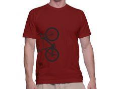 Tricou Capital T Cursiera Vertical Cardinal Red Capital T, Red, Mens Tops, T Shirt, Fashion, Supreme T Shirt, Moda, Tee Shirt, Fashion Styles