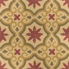 Casanova 1- Barcelona Cement Floor Tile
