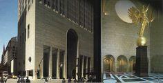 Philip Johnson | Oficinas AT&T | Nueva York, Estados Unidos | 1981-1984