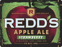 """Redd's+Strawberry+""""Ale"""""""