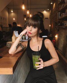 """35.9k Likes, 165 Comments - Giovanna Ferrarezi (@giovannaferrarezi) on Instagram: """"Nesse momento também estava exausta porém tomei esse matcha depois e cheguei a conclusão que nunca…"""""""