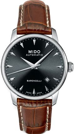 M8600.4.18.8, M86004188, Mido baroncelli watch, mens