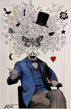 """a man of all occasions"" -Loui Jover"