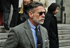Grey Fox: Articles discussing older and middle aged man's style and  fashion classy