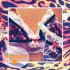 ♡Isabelle ♡ #triangulitos #ahorarosaura #lenceriadediseño #animalprint #panties #tangas Www.ahorarosaura.com.ar
