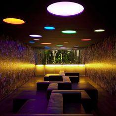 Hotel San José Austin Texas Bar Restaurante Lounge Commercial Design