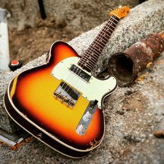 Telecaster Custom, Fender Custom Shop, Detroit, Guitar, Shopping, Guitars
