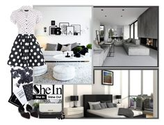 """""""SheIn.com - Contest!"""" by asia-12 ❤ liked on Polyvore featuring Design House Stockholm, Dot & Bo, Dorothy Perkins and Nly Shoes"""