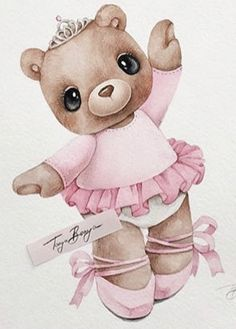 Art Lessons For Kids, Art For Kids, Word Pictures Art, Tatty Teddy, Teddy Bear, Baby Illustration, Art Drawings Sketches Simple, Sleepover Party, Baby Art