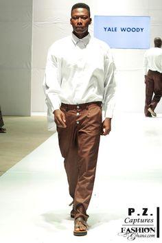 Yale Woody  Accra Men Fashion Week #Menswear #Trends #Tendencias #Moda Hombre