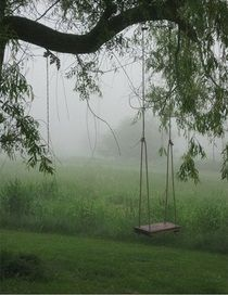 I love that old fashioned swing